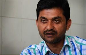 Sanjeev Kumar Singh, BCM, Salkhua PHC