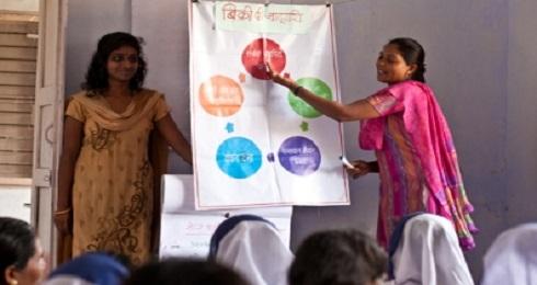 13. Communication training for FLWs